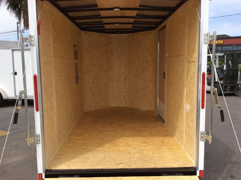 2021 Look Trailers Vision 6' x 10' Enclosed Cargo Trailer