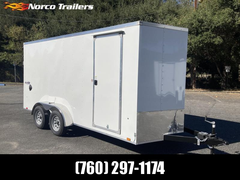 2022 Look Trailers Element 7' x 16' Single Axle Enclosed Cargo Trailer