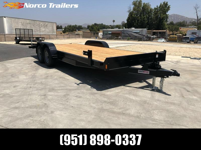 2021 Innovative Trailer Mfg. 82 x 20 MD EQ Equipment Trailer