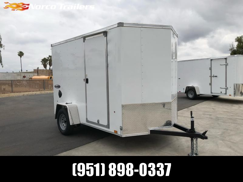2022 Look Trailers Element 6' x 10' Single Axle Enclosed Cargo Trailer