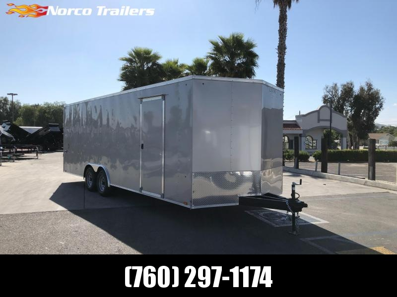 2021 Look Trailers Element 8.5' x 24' 10K Car / Racing Trailer