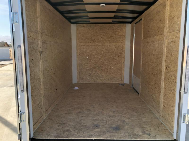 2021 Pace American Outback 6' x 10' Enclosed Cargo Trailer