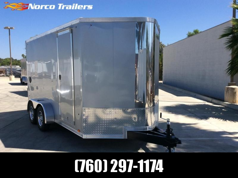 2021 Pace American CargoSport 7' x 14' Enclosed Cargo Trailer