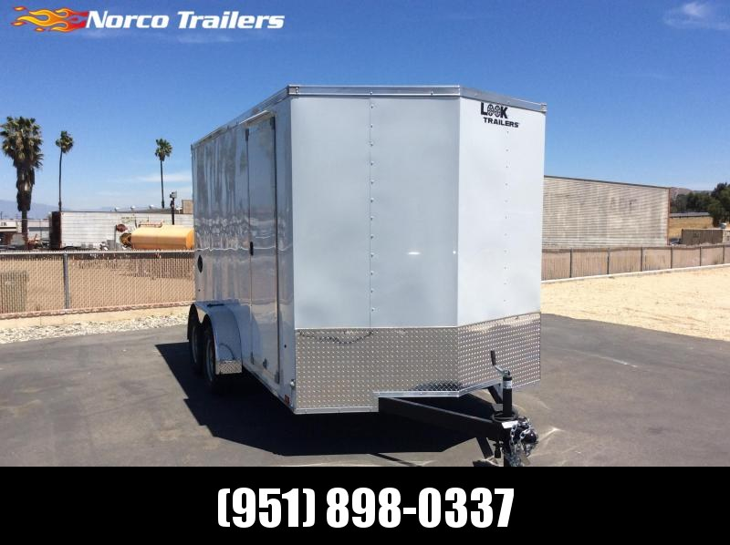 2022 Look Trailers Element 7' x 14' Enclosed Cargo Trailer