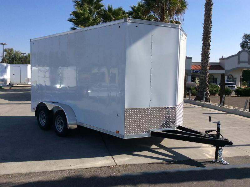 2021 Look Trailers Element 7' x 14' Enclosed Cargo Trailer