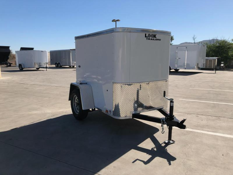 2022 Look Trailers STLC 4' x 6' Enclosed Cargo Trailer