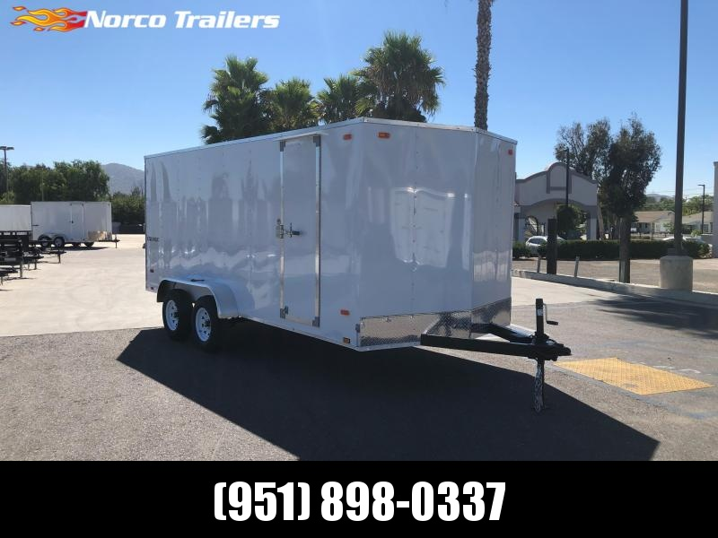 2021 Look Trailers Equinox 7' x 16' Enclosed Cargo Trailer