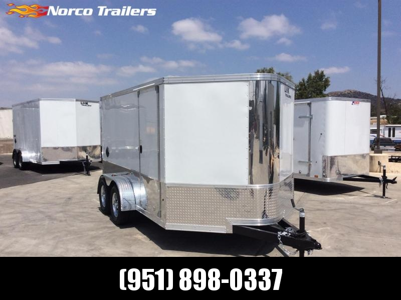 2022 Look Trailers Vision 7' x 12' Motorcycle Trailer