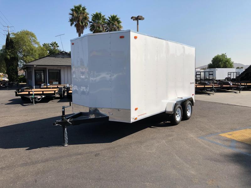 2021 Look Trailers Equinox 7' x 14' Enclosed Cargo Trailer