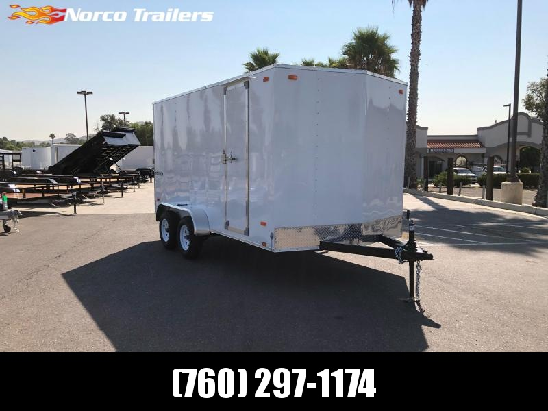 2021 Look Trailers Equinox 7' x 14' Enclosed Cargo Trailer