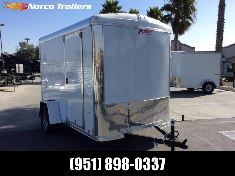 2020 Pace American Cargo Sport 6' x 10' Single Axle Enclosed Cargo Trailer