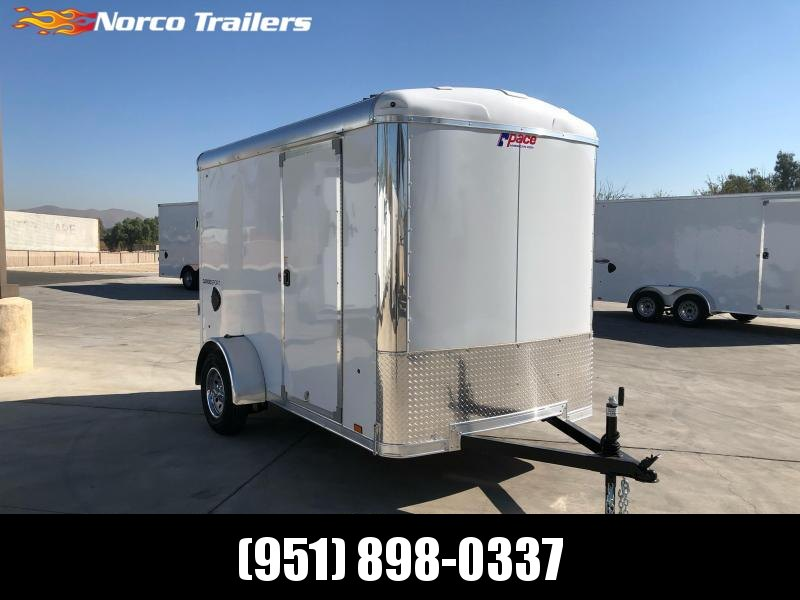 2021 Pace American CargoSport 6' x 10' Enclosed Cargo Trailer