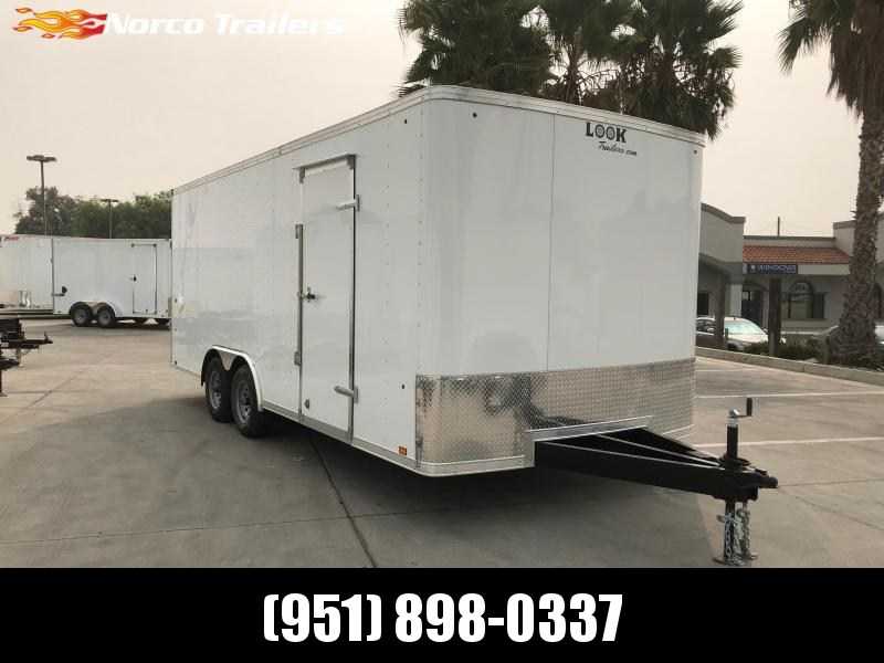 2021 Look Trailers ST 8.5' x 20' Enclosed Cargo Trailer