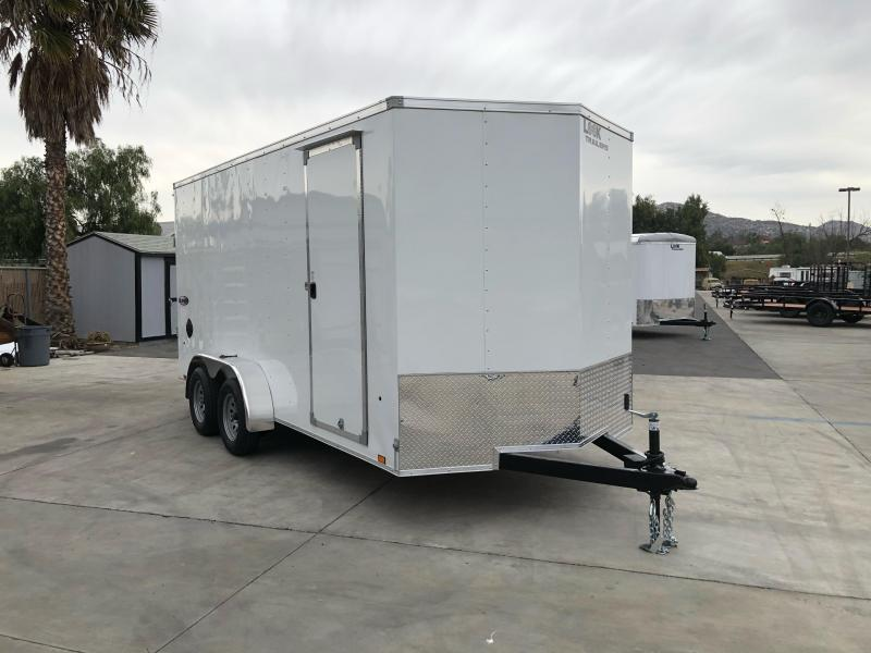 2022 Look Trailers Element 7' x 16' Cargo / Enclosed Trailer