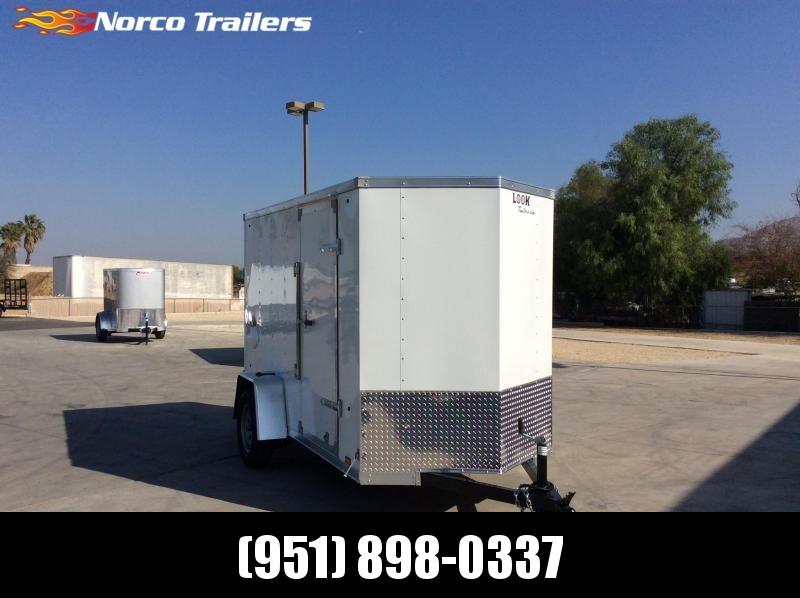 2021 Look Trailers Element 5' x 10' Enclosed Cargo Trailer