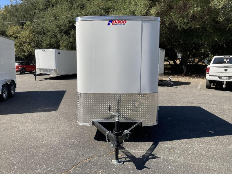 2022 Pace American Outback 5 x 8' Enclosed Cargo Trailer