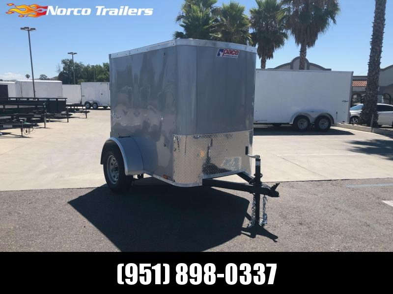 2021 Pace American Outback 4' x 6' Cargo / Enclosed Trailer