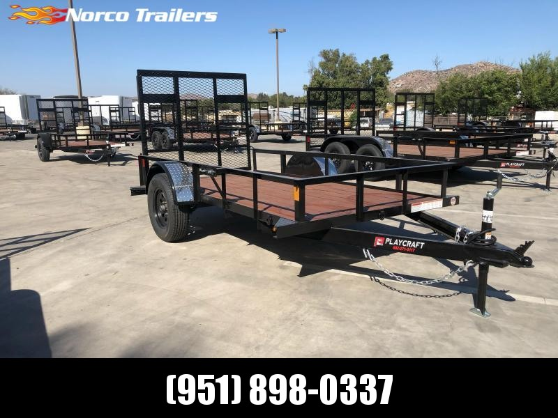 2021 Sun Country 5' x 10' Utility Trailer
