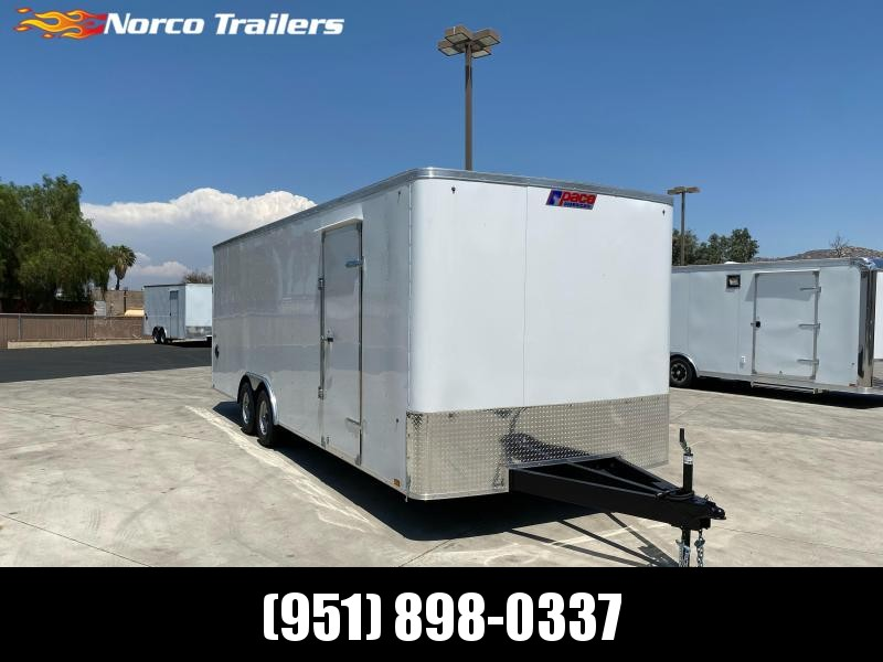2022 Pace American Outback 8.5' x 24' 10K Car / Racing Trailer