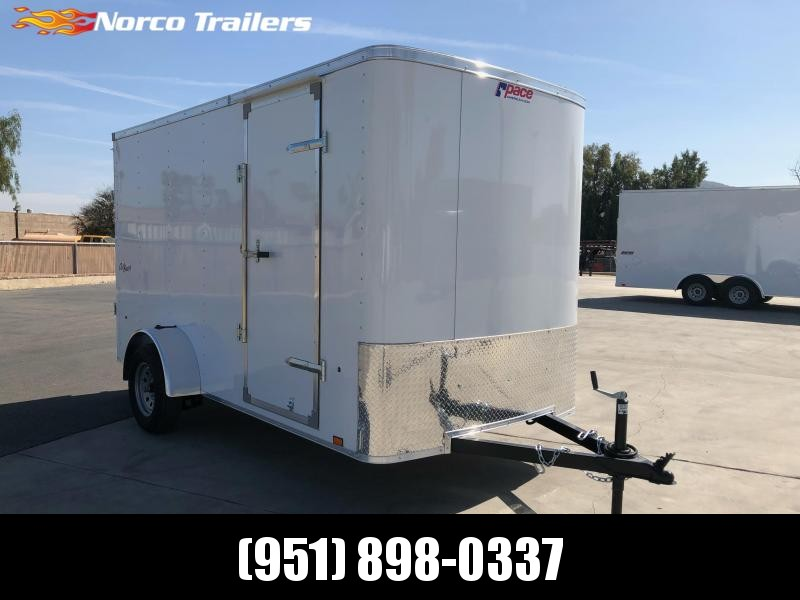 2022 Pace American Outback 6x12 Enclosed Cargo Trailer