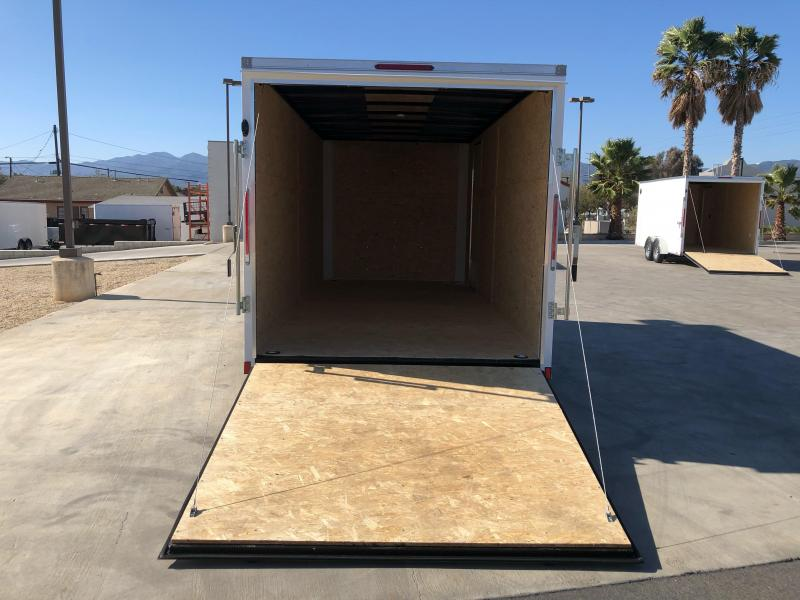 2022 Look Trailers STLC 7' x 16' Tandem Axle Enclosed Cargo Trailer