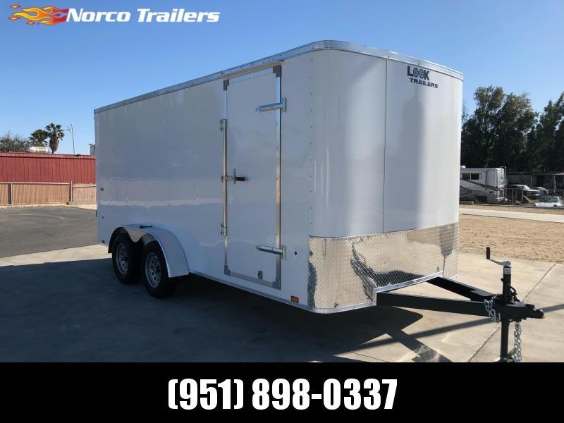 2022 Look Trailers STLC 7' x 16' Tandem Axle Enclosed Cargo Trailer