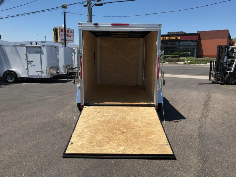 2021 Look Trailers STLC 6' x 10' Enclosed Cargo Trailer