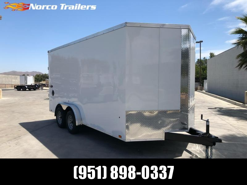 2021 Look Trailers Element 7.5' x 16' Enclosed Cargo Trailer