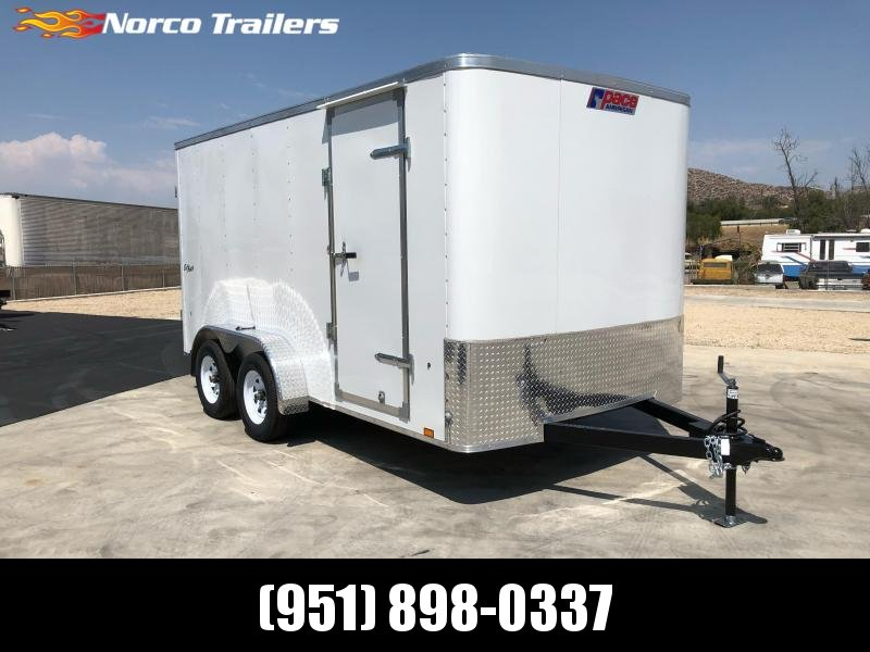2022 Pace American Outback 7' x 14' Enclosed Cargo Trailer