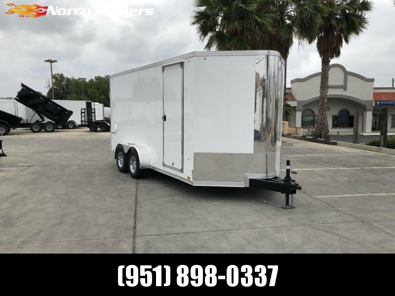 2021 Pace American CargoSport 7' x 16' Enclosed Cargo Trailer