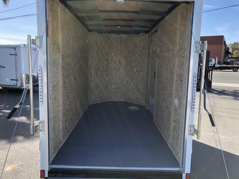 2021 Pace American Cargo Sport 5' x 10' Single Axle Enclosed Cargo Trailer