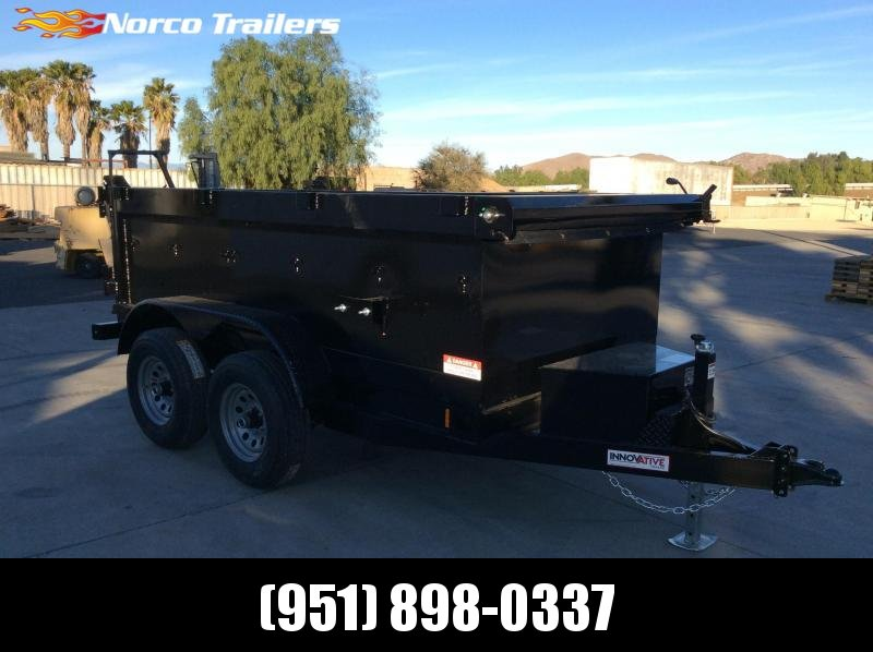 2020 Innovative Trailer Mfg. 5' x 10' 10K Dump Trailer