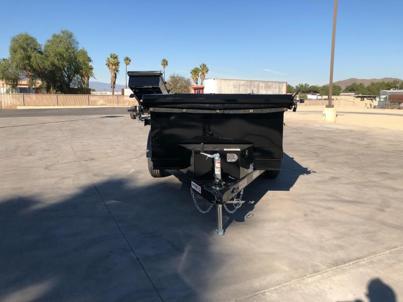2021 Innovative Trailer Mfg. 5' x 10' 7K Dump Trailer