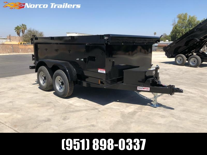 "2021 Innovative Trailer Mfg. 72"" x 10' 10K Dump Trailer"