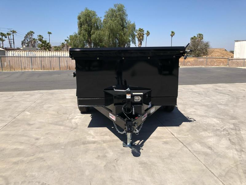 "2021 Innovative Trailer Mfg. 72"" x 10' 10K Dump Trailer"
