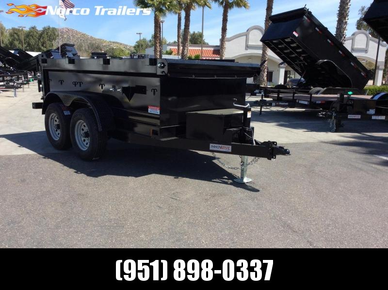 "2019 Innovative Trailer Mfg. 60"" x 10' Dump Trailer"
