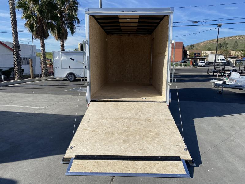2021 Pace American Cargo Sport 7' x 14' Tandem Axle Enclosed Cargo Trailer