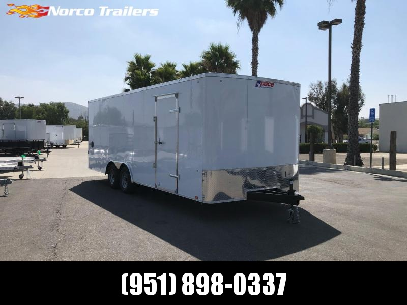 2021 Pace American Outback 8.5x22 Enclosed Cargo Trailer