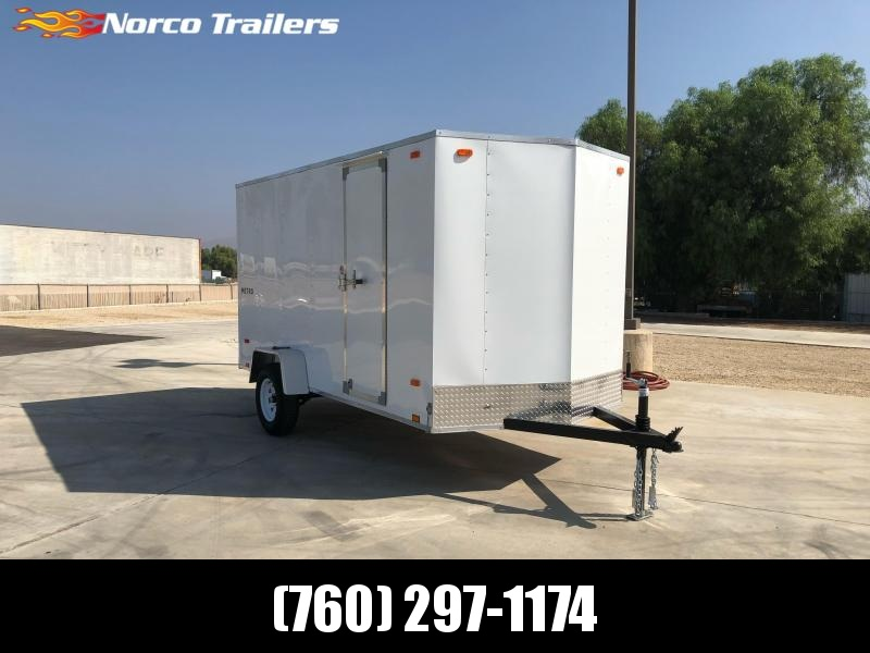 2022 Pace American Metro 6' x 12' Enclosed Cargo Trailer