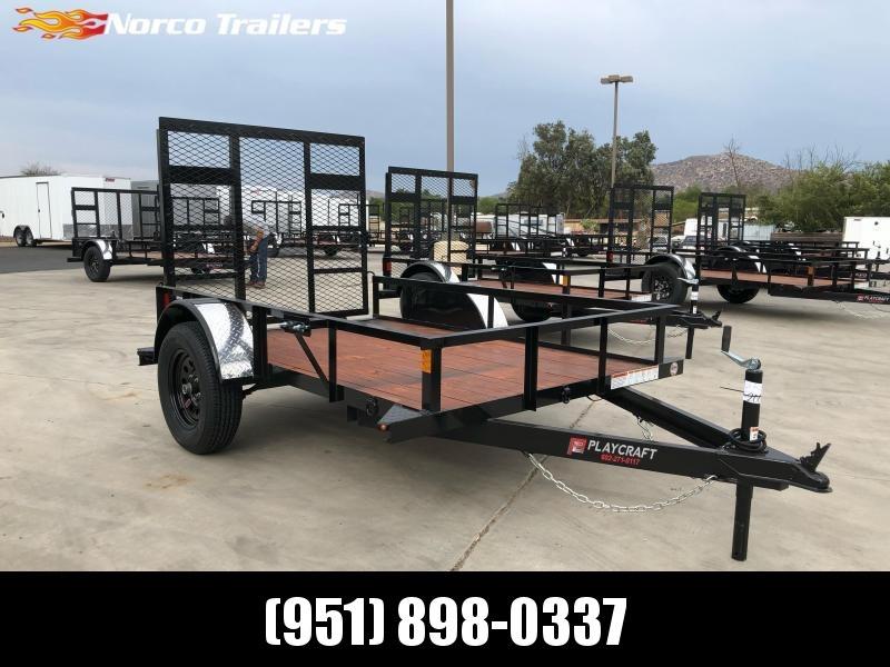 2021 Sun Country 5 x 8 Single Axle Utility Trailer