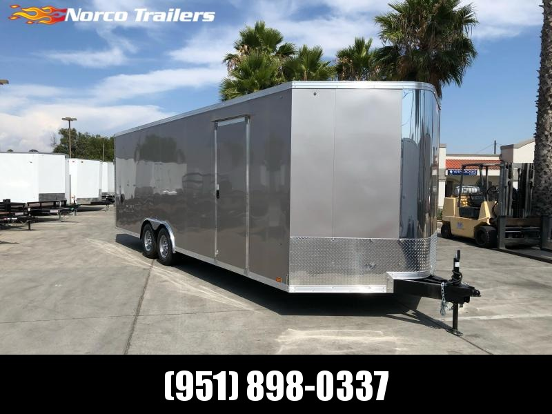 2021 Pace American Cargo Sport 8.5' x 24' 10K Car / Racing Trailer