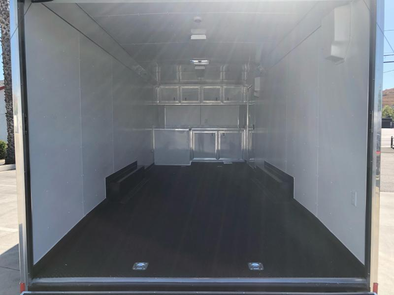 2021 Pace American Shadow GT 8.5' x 24' 10K Car / Racing Trailer