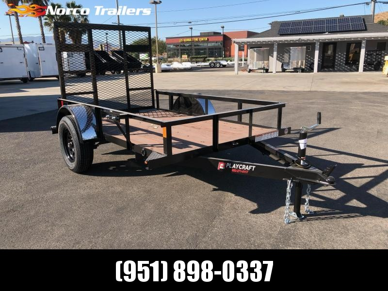 2021 Playcraft 5' x 8' Utility Trailer