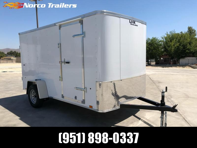 2022 Look Trailers ST 6x12 Enclosed Cargo Trailer