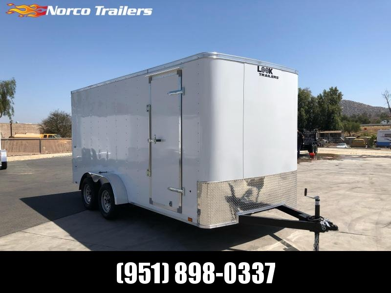 2022 Look Trailers ST 7x16 Enclosed Cargo Trailer