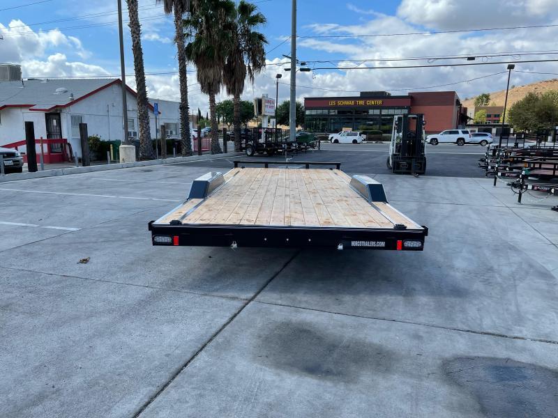 2022 Innovative Trailer Mfg. 102 x 20 Driveover Fender Car Trailer
