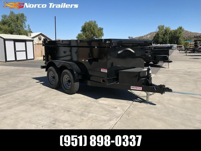 2021 Innovative Trailer Mfg. 5' x 10' 10K Dump Trailer