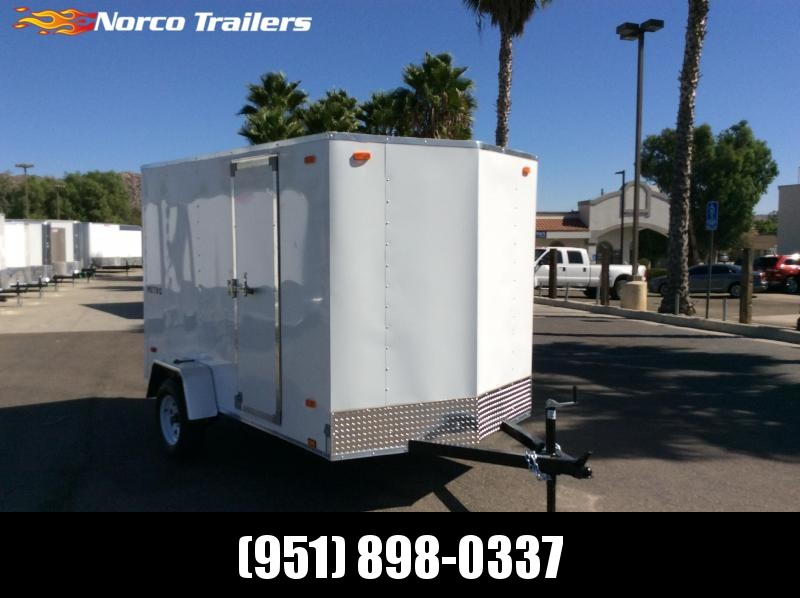 2022 Pace American Metro 6' x 10' Enclosed Cargo Trailer