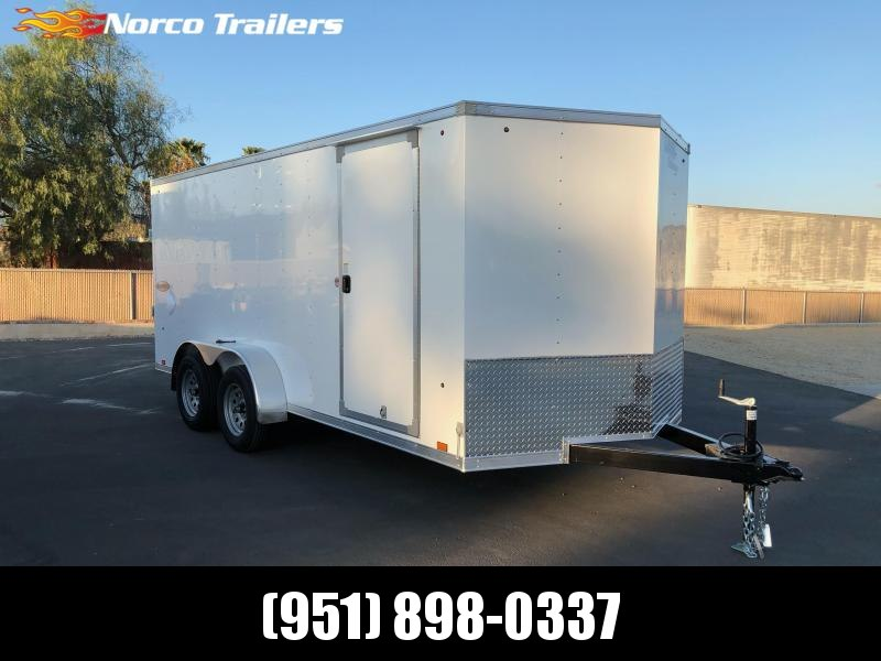 2021 Look Trailers Element 7' x 16' Enclosed Cargo Trailer