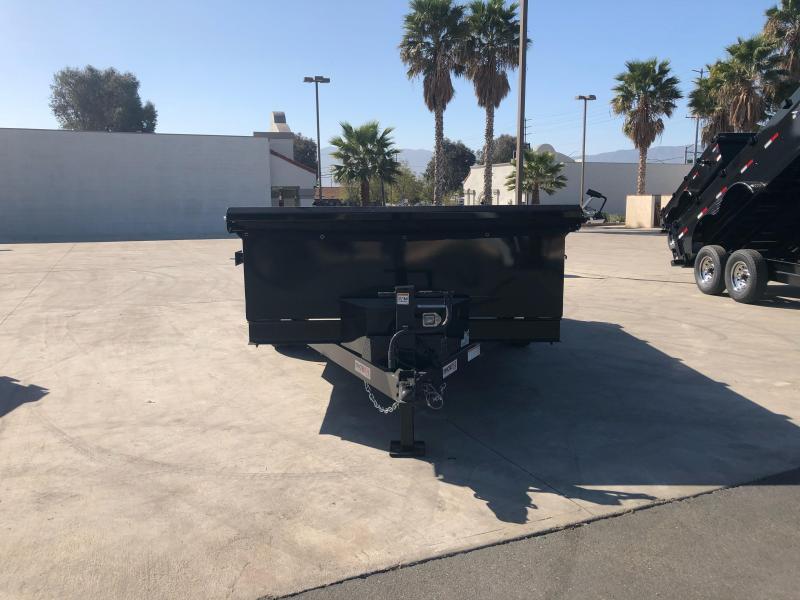 "2021 Innovative Trailer Mfg. 83"" x 14' 14K Dump Trailer"